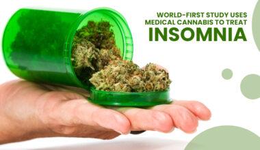 study uses medicinal cannabis to treat insomnia