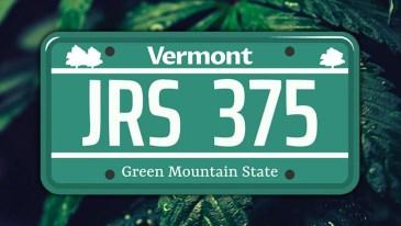 Vermont marijuana laws