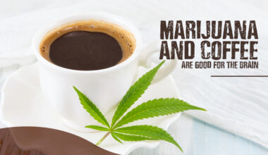 Marijuana and Coffee
